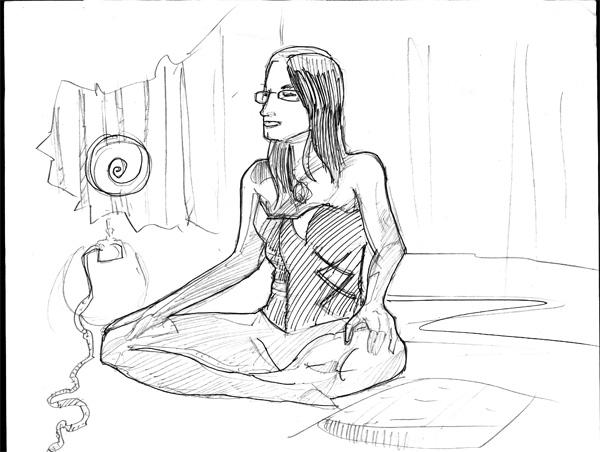 Dr Sketchys Meditation.